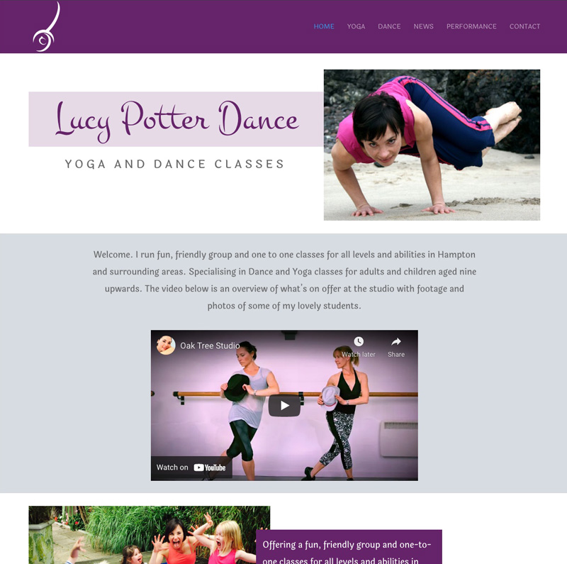 Lucy Potter Dance